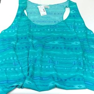 Maurices 3X tank